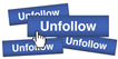 Unfollow friend facebook - FPlus